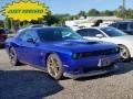 Dodge Challenger R/T Scat Pack Indigo Blue photo #1