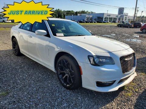 Bright White 2020 Chrysler 300 S