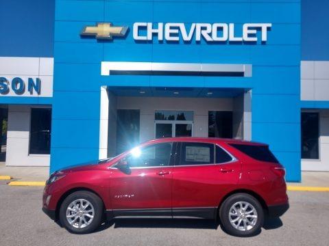 Cajun Red Tintcoat 2020 Chevrolet Equinox LT
