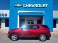 Chevrolet Equinox LT Cajun Red Tintcoat photo #1