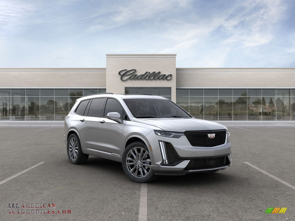 2020 XT6 Sport AWD - Radiant Silver Metallic / Jet Black photo #1