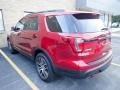 Ford Explorer Sport 4WD Ruby Red photo #2