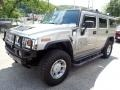 Hummer H2 SUV Pewter Metallic photo #1