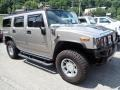 Hummer H2 SUV Pewter Metallic photo #5