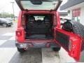 Jeep Wrangler Unlimited Rubicon 4x4 Firecracker Red photo #5