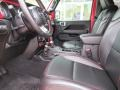 Jeep Wrangler Unlimited Rubicon 4x4 Firecracker Red photo #9