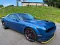 Dodge Challenger R/T Scat Pack Widebody Frostbite photo #4