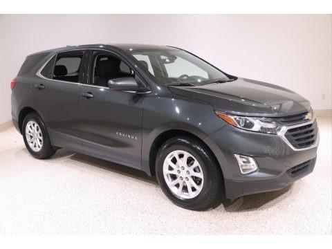 Nightfall Gray Metallic 2020 Chevrolet Equinox LT