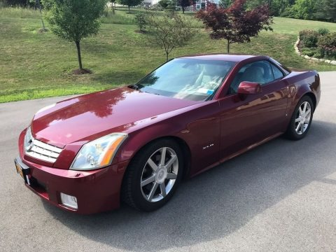 Infrared 2006 Cadillac XLR Roadster