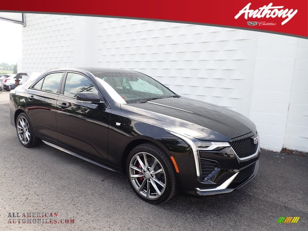 2020 CT4 Sport AWD - Black Raven / Jet Black photo #1