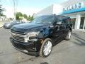 Chevrolet Tahoe High Country 4WD Black photo #2