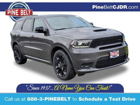 Destroyer Gray 2020 Dodge Durango R/T AWD