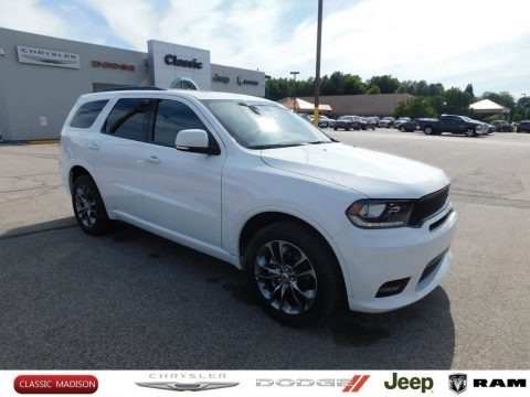 White Knuckle 2020 Dodge Durango GT AWD