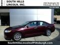 Lincoln MKZ FWD Bordeaux Reserve Metallic photo #1