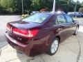 Lincoln MKZ FWD Bordeaux Reserve Metallic photo #5