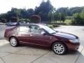 Lincoln MKZ FWD Bordeaux Reserve Metallic photo #6