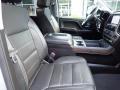 GMC Sierra 2500HD Denali Crew Cab 4WD Quicksilver Metallic photo #10
