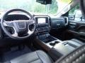 GMC Sierra 2500HD Denali Crew Cab 4WD Quicksilver Metallic photo #17