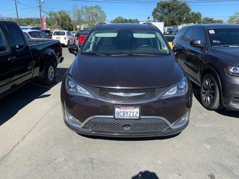 Dark Cordovan Pearl 2018 Chrysler Pacifica Touring L