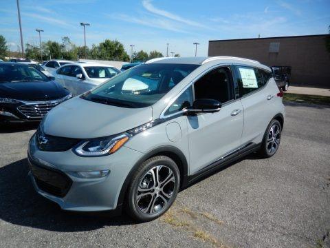 Slate Gray Metallic 2020 Chevrolet Bolt EV Premier