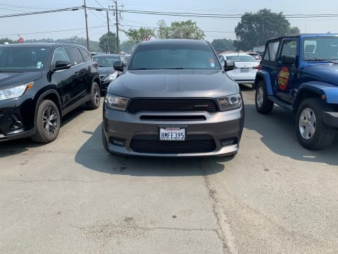 Destroyer Gray 2019 Dodge Durango GT