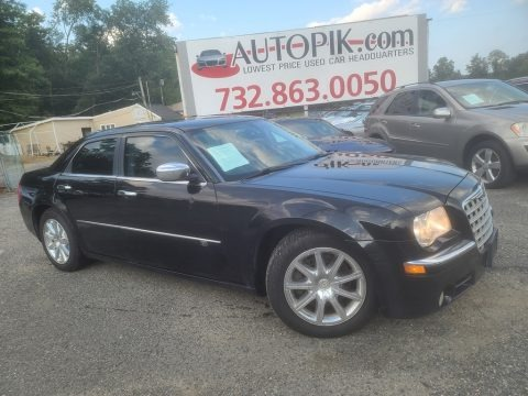 Brilliant Black 2009 Chrysler 300 C HEMI