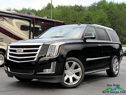 Black Raven 2020 Cadillac Escalade Luxury 4WD