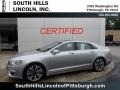 Lincoln MKZ Reserve AWD Silver Radiance photo #1