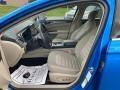 Ford Fusion Hybrid SE Velocity Blue photo #11