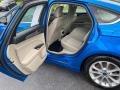 Ford Fusion Hybrid SE Velocity Blue photo #30