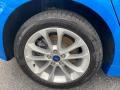 Ford Fusion Hybrid SE Velocity Blue photo #35