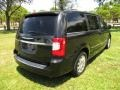 Chrysler Town & Country Touring Brilliant Black Crystal Pearl photo #9