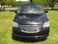 Chrysler Town & Country Touring Brilliant Black Crystal Pearl photo #17