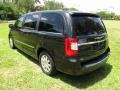 Chrysler Town & Country Touring Brilliant Black Crystal Pearl photo #29