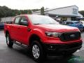 Ford Ranger STX SuperCrew 4x4 Race Red photo #7