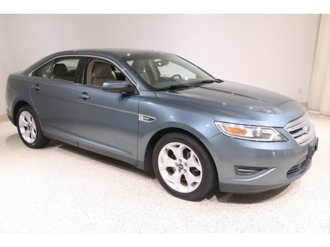 Steel Blue Metallic 2010 Ford Taurus SEL