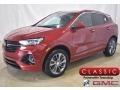 Buick Encore GX Select AWD Chili Red Metallic photo #1