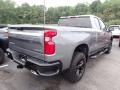 Chevrolet Silverado 1500 Custom Trail Boss Double Cab 4x4 Satin Steel Metallic photo #6