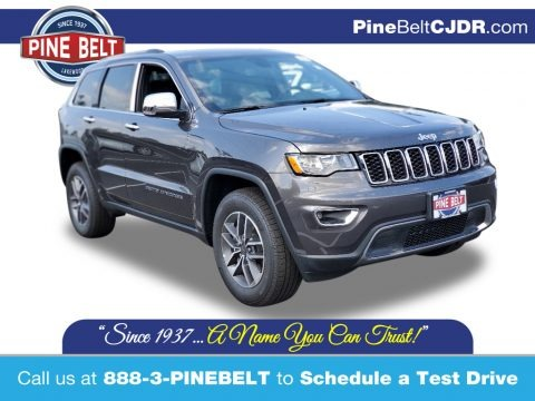 Granite Crystal Metallic 2020 Jeep Grand Cherokee Limited 4x4