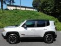 Jeep Renegade Trailhawk 4x4 Glacier Metallic photo #1