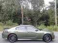 Dodge Charger Daytona F8 Green photo #5