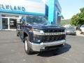 Chevrolet Silverado 2500HD LT Crew Cab 4x4 Northsky Blue Metallic photo #4