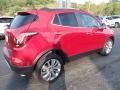 Buick Encore Preferred Winterberry Red Metallic photo #9