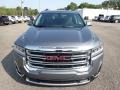 GMC Acadia SLT AWD Satin Steel Metallic photo #2