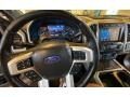 Ford F350 Super Duty Lariat Crew Cab 4x4 Stone Gray Metallic photo #10