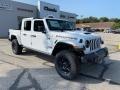 Jeep Gladiator Mojave 4x4 Bright White photo #10