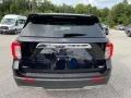 Ford Explorer XLT 4WD Agate Black Metallic photo #3