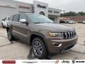 Jeep Grand Cherokee Limited 4x4 Walnut Brown Metallic photo #1