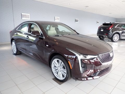 Red Obsession Tintcoat 2020 Cadillac CT4 Premium Luxury AWD