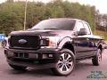 Ford F150 XL SuperCab 4x4 Agate Black photo #1